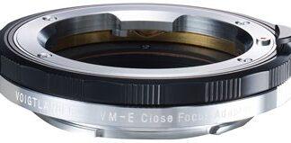 Adaptor Voigtlander Leica M > Sony E
