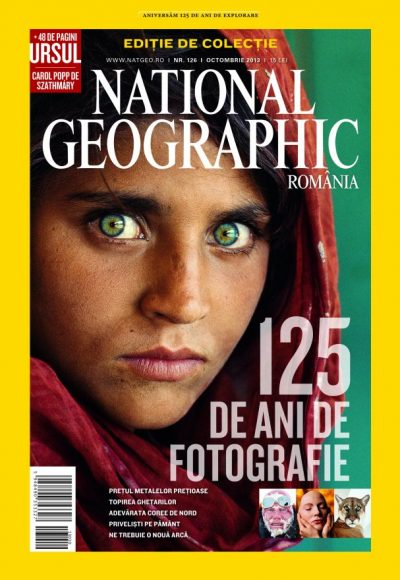 National Geographic: 125 de ani de fotografie