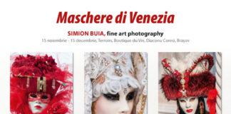 Maschere di Venetia la Brasov