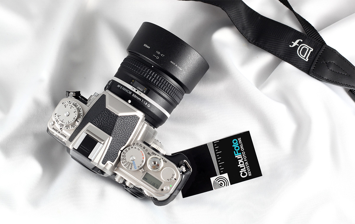 Nikon Df in test la Clubul Foto