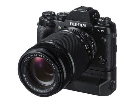 Fuji X-T1 cu 55-200mm
