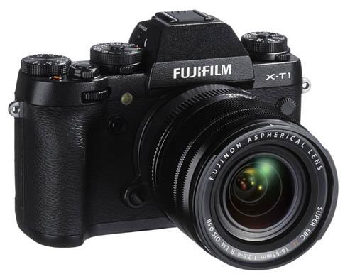 Fuji X-T1 - imagine aparuta pe siteurile cu zvonuri