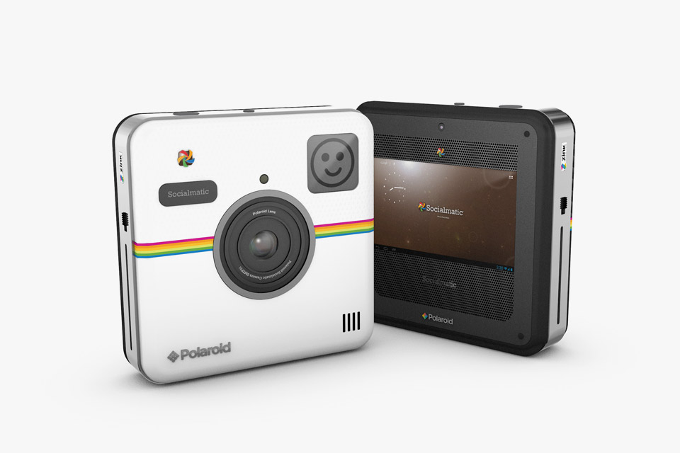 Polaroid Socialmatic camera foto instant