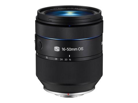 Samsung 16-50mm f/2.0-2.8 S OIS