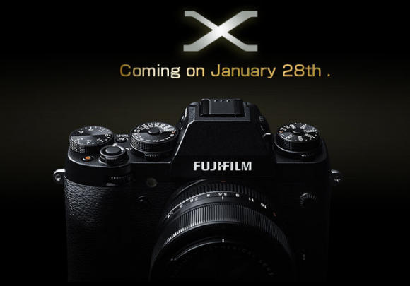 Fujifilm X-T1 - prima imagine oficiala