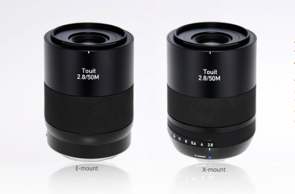 Zeiss Touit 50mm f/2.8 macro