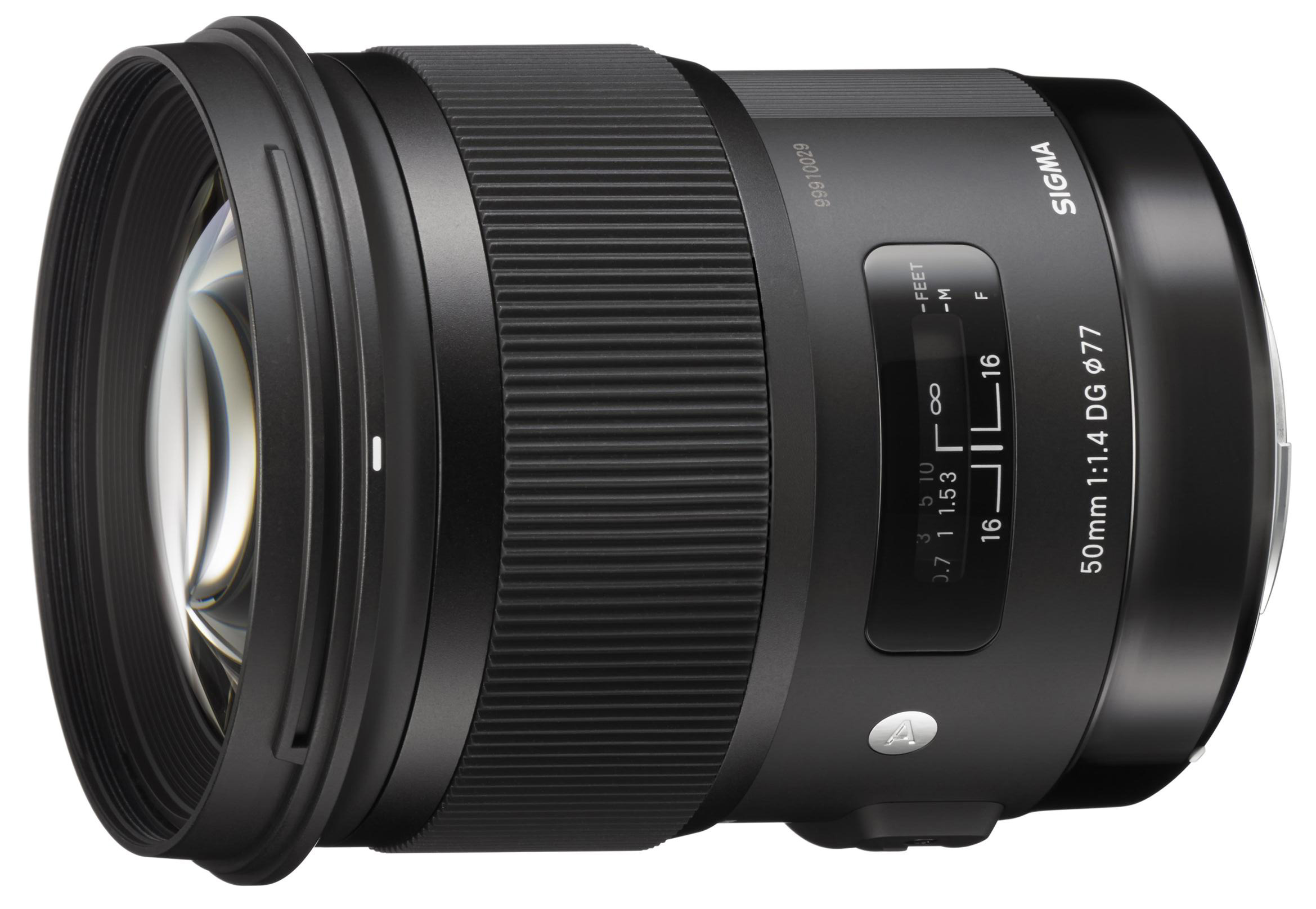 Sigma 50mm f/1.4 ART