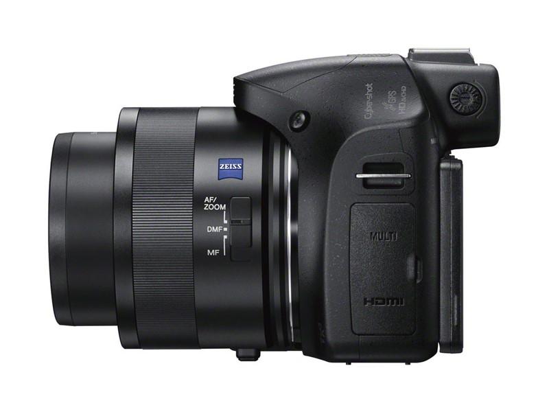 Sony HX400V cu GPS si Wi-Fi integrat