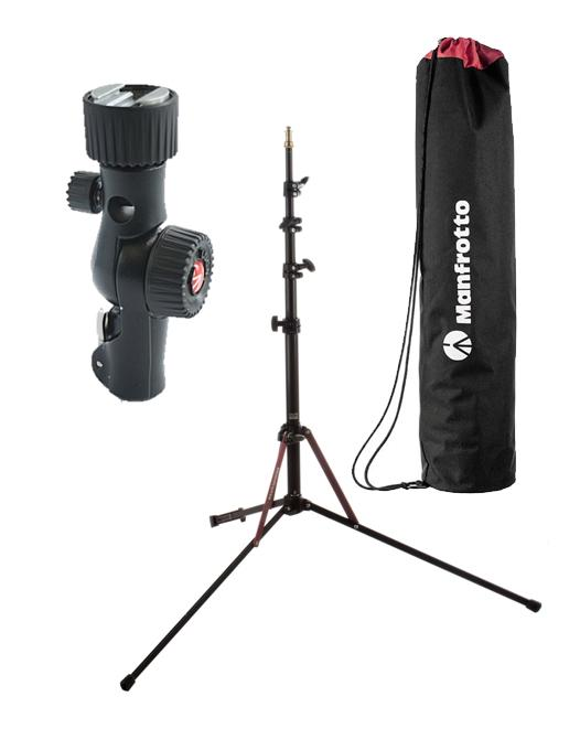Manfrotto Nanopole Strobist Kit