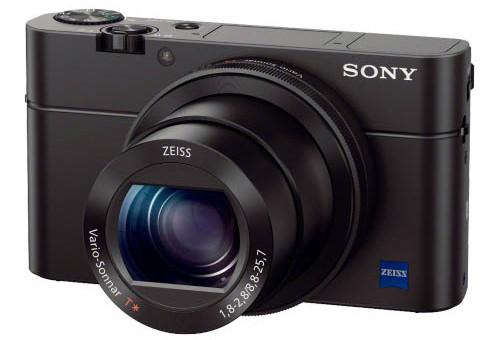 Sony RX100 M3 cu noul obiectiv grandangular