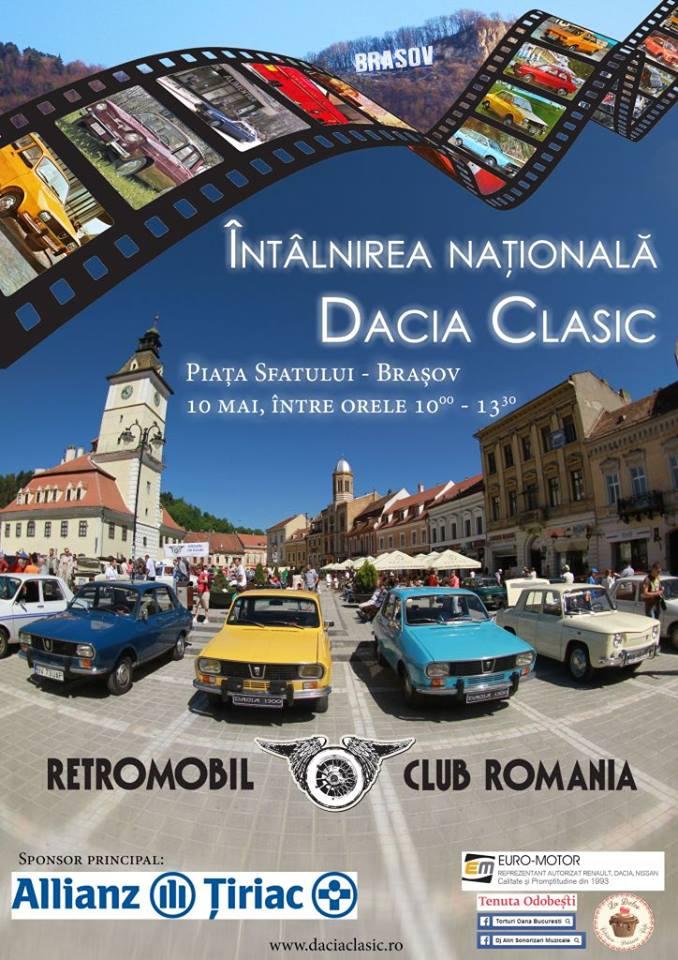 Intalanirea anuala Dacia Clasic