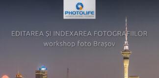 Workshop foto Adobe Lightroom