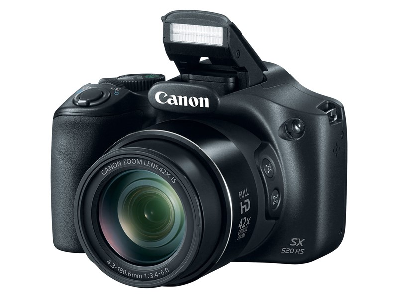 Canon SX520 HS