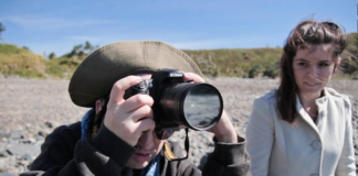 Brenden Borrellini - fotograful orb
