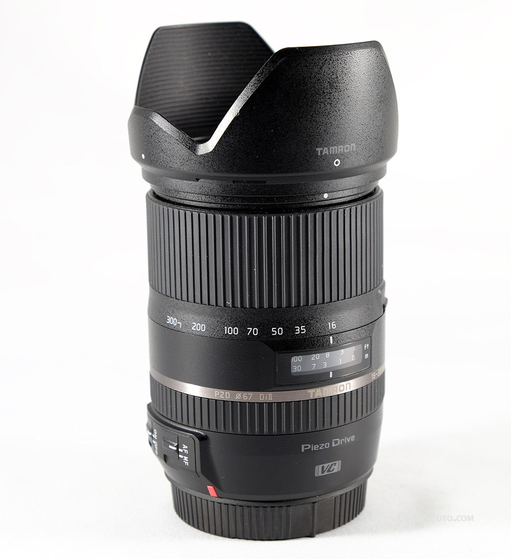 Tamron 16-300mm f/3.5-6Tamron 16-300mm f/3.5-6.3 Di II VC PZD