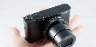 Sony RX100 III - cel mai performant compact revine cu forte proaspete