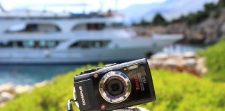 Olympus Tough TG-3, aparat foto subacvatic