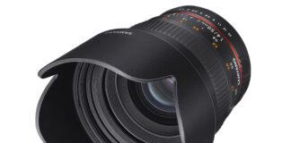 Samyang 50mm f/1.4