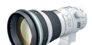 Canon EF 400mm f/4L IS USM