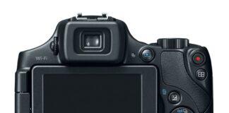 Canon SX60 cu Wi-Fi si zoom 65x