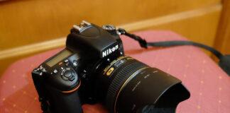 Nikon D750 a sosit in Romania