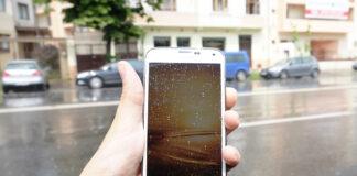 Samsung Galaxy S5, smartphone-ul rezistent la apa, in test
