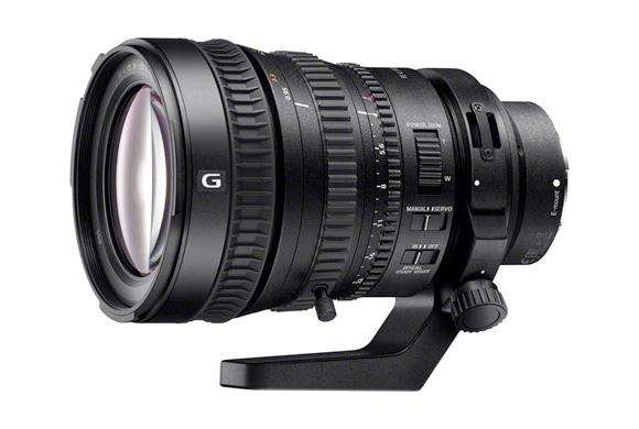 Sony 28 135mm F4G OSS Cinema