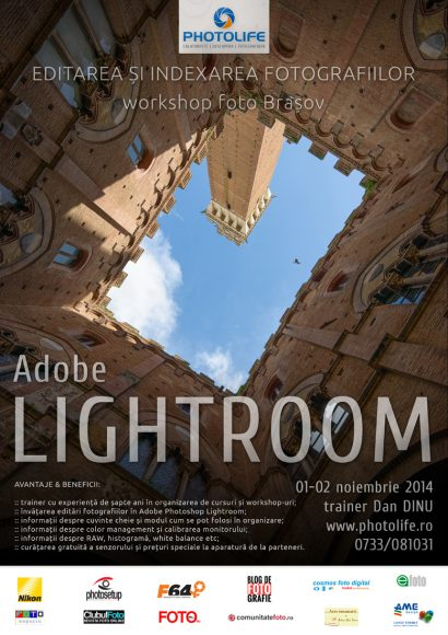 Seminar Adobe Lightroom