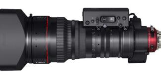 Canon 50-1000mm 4K Cine Lens