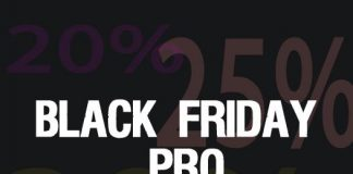 Black Friday Pro la Photosetup