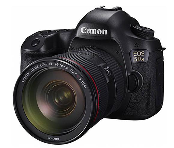 Canon 5DsCel mai nou aparat din seira 5D, Canon 5Ds