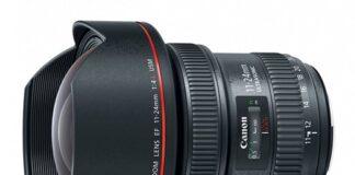 Canon 11-14mm f4L USM