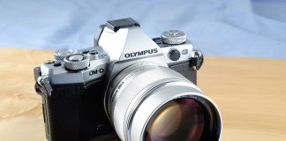 Olympus OM-D E-M5 Mark II in test