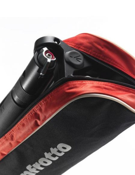 Un trepied cu husa de transport inclusa- Manfrotto BeFree