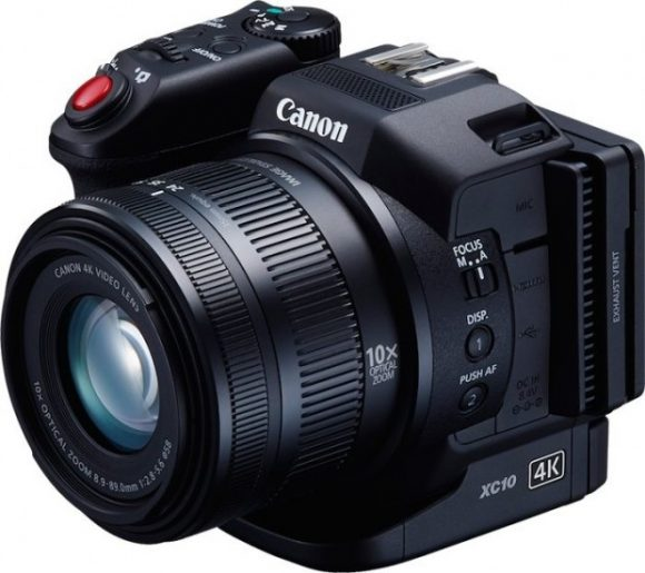 Canon XC10 camera video compacta 4K