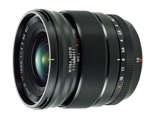Fuji XF 16mm f/1.4 WR