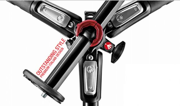 Manfrotto 190go trepied profesional