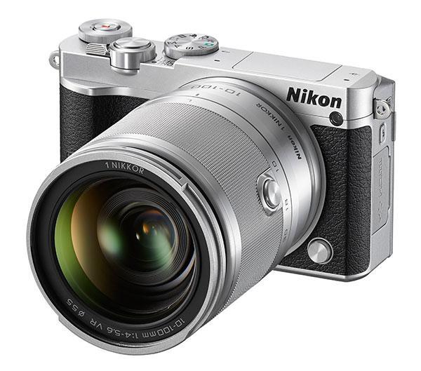 Nikon 1 J5 - filmare 4K si fotografiere cu pana la 60 de cadre pe secunda, intr-un mirrorless compact
