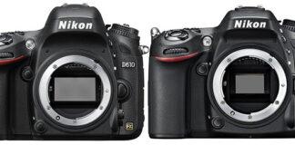 Nikon D7100 vs Nikon D610