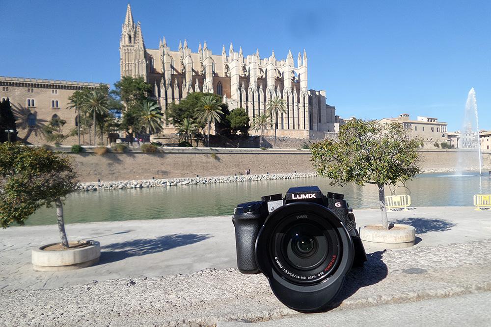 Lansarea noului Panasonic G7 a avut loc in Mallorca