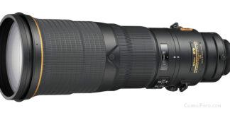 Nikkor AF-S 500mm