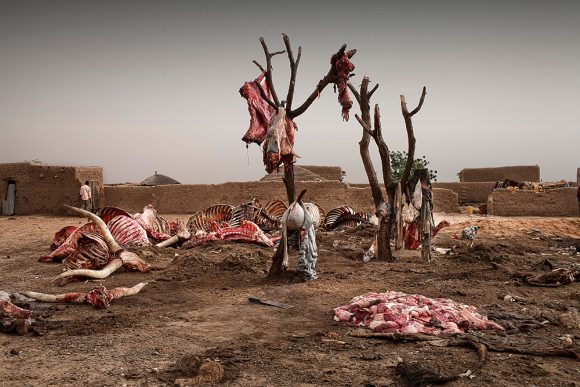 Niger Food Crisis / 6. Marco Di Lauro / Getty Images Reportage