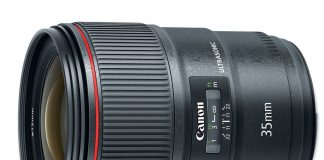 Canon 35mm f/1.4L II USM