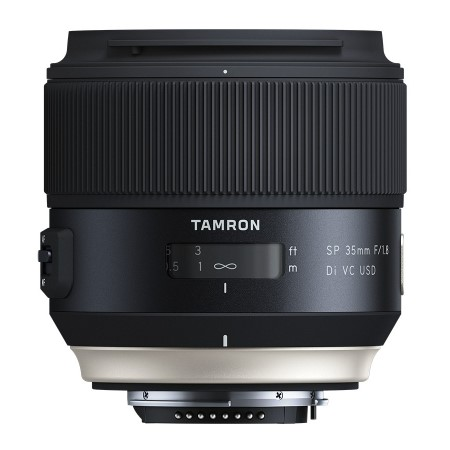 Tamron SP 35mm f/1.8 Di VC USD