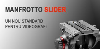Manfrotto Slider