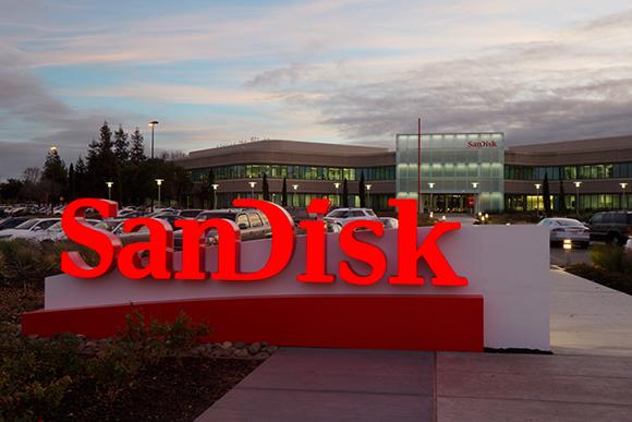 Sediul SanDisk (foto: Wikipedia)