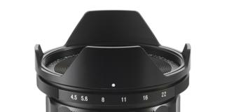 Noul obiectiv Voigtlander 15mm f/4.5 Sony E-mount