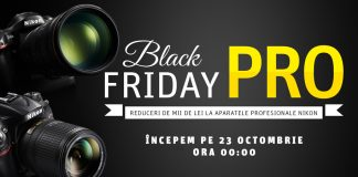 Black Friday PRO vine la YellowStore pe 23 octombrie