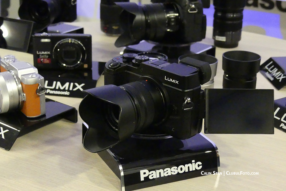 Panasonic GX8