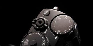 Fuji X-Pro2: selectorul ISO integrat in rotita pentru timpul de expunere